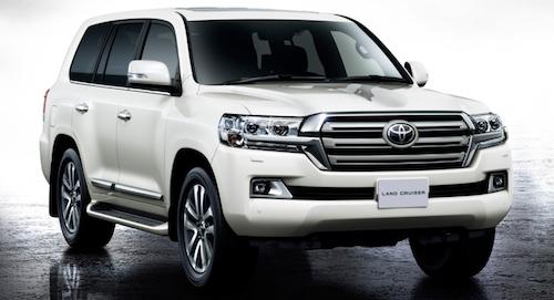 Специалисты составили Топ самых реализуемых в Российской Федерации японских SUV б/у