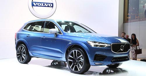 Объявлена цена Вольво XC60 2018 вевропейских странах