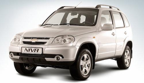 В Казахстане стартовало серийное производство Chevrolet Niva