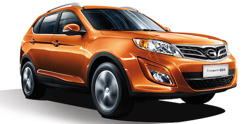 Китайская компания GAC может начать сборку авто  в РФ