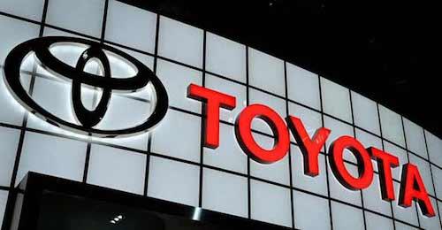 «Тойота Мотор» за15 лет присутствия вРФ достигла рекордной доли— 8%