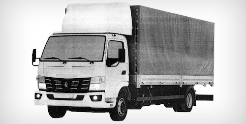 «КамАЗ» запатентовал новый фургон - соперник «ГАЗон Некст»
