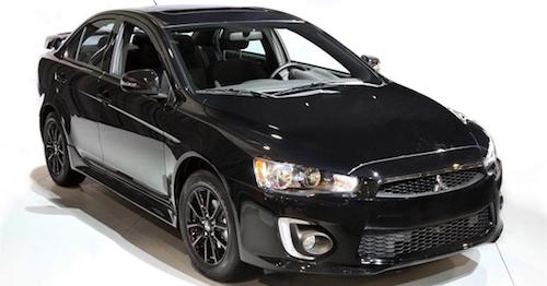 Mitsubishi подготовила лимитированную серию Lancer