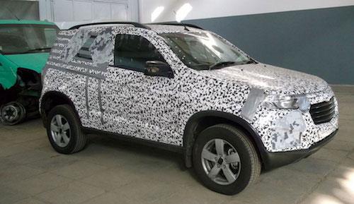 GM-АвтоВАЗ намекнул настоимость Шевроле Niva обновленного поколения