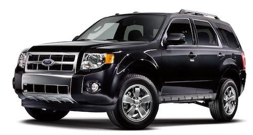 Форд начинает дорожное тестирование гибридного прототипа Escape