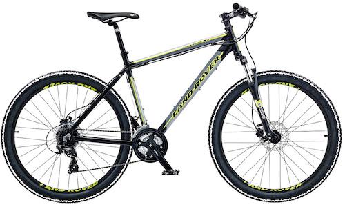 Ленд-Ровер выпустила велосипед за130 тыс. руб.