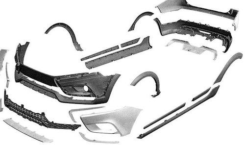 Лада как следует: волжский автомобильный завод продемонстрировал серийный тюнинг намодель VestaSW Cross