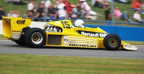 Рэно сделал чайники вчесть «Формулы-1»
