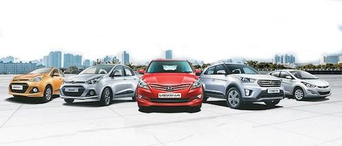 Hyundai увеличил продажи в первом полугодии на 1,4%
