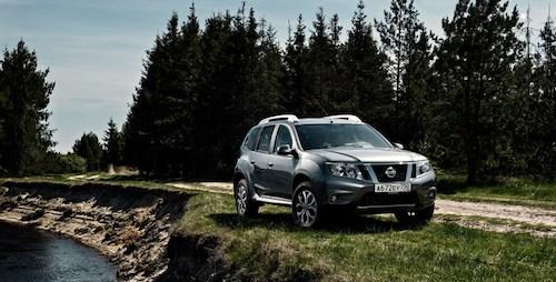 Кроссовер Nissan Terrano стал бестселлером в линейке «Ниссан» в России