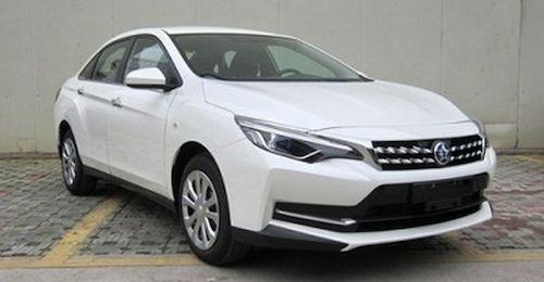 Nissan и Dongfeng выпустят новый седан Venucia D60