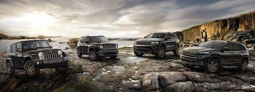 Продажи Jeep в первом полугодии в РФ выросли на 22%