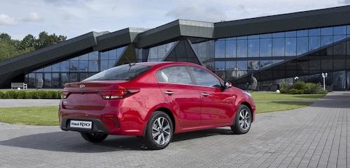 Новый Kia Rio 2017 готовится к выходу в продажу в РФ
