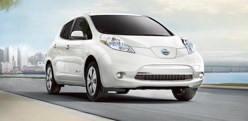 Электрокар Nissan Leaf может выйти в продажу в России