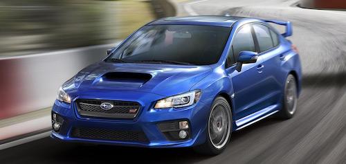 В РФ стартуют продажи обновленных Subaru WRX и WRX STI