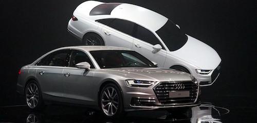 Audi S8 может получить моторы от Porsche Panamera