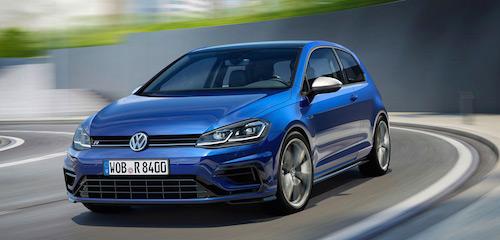 Объявлена цены нового поколения Volkswagen Golf