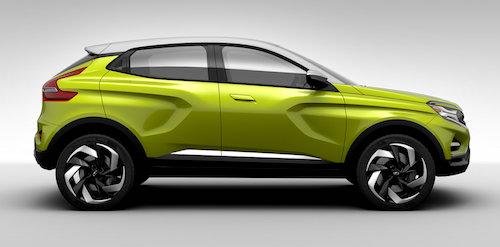 За девять лет на авторынок России выйдет 12 новых моделей Lada