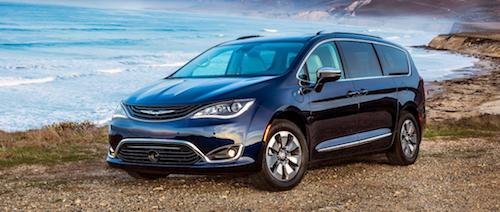 Минивэн Chrysler Pacifica получил ОТТС для начала продаж в России
