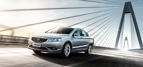 Продажи китайских автомобилей в РФ в июне выросли на 11%