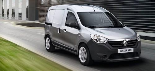 Осенью на авторынок России выйдет новый Renault Dokker