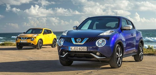 Nissan возобновляет прием заказов на кроссовер Juke в РФ