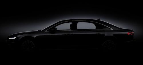 Новая Audi A8 получит полностью оригинальный дизайн оптики