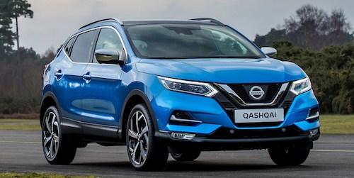Nissan Qashqai вошел в ТОП-10 европейских бестселлеров