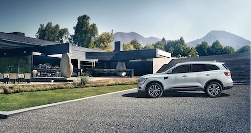 В РФ стартуют продажи нового поколения Renault Koleos