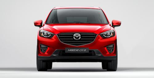 Mazda CX-5 названа самым безопасным кроссовером года