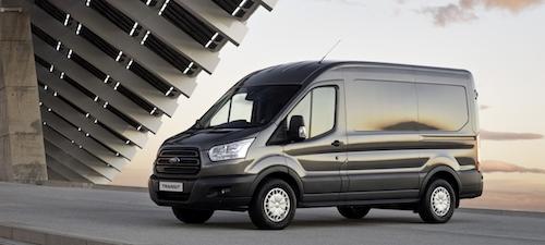 В России на 46% выросли продажи автомобилей Ford Transit