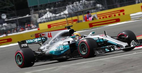 Ф-1. Льюис Хэмильтон выиграл Гран При Великобритании 2017, Квят – 15-й