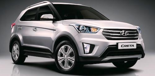 Hyundai Creta может получить спортивную версию