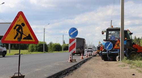 Мэр Омска обещает отремонтировать дороги в городе до конца июля