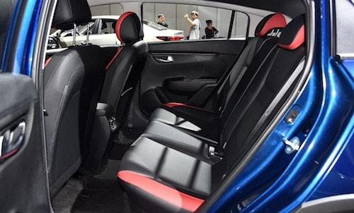 Новый Kia Rio Cross готовят к выходу на рынок
