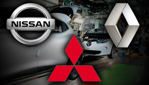 Союз Renault-Nissan стал крупнейшим автопроизводителем вмире
