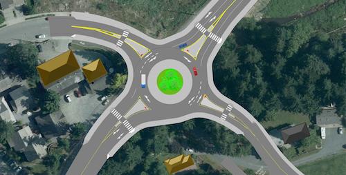 Правила проезда перекрестков с круговым движением могут снова измениться?