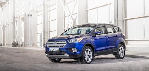 Продажи Ford в России за июнь выросли на 24%