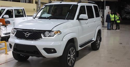 «УАЗ» будет поставлять свои автомобили в Кот-д'Ивуар