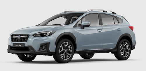 Второе поколение Subaru XV привезут в Россию этой зимой