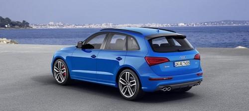 Самый мощный Audi Q5 представят в сентябре
