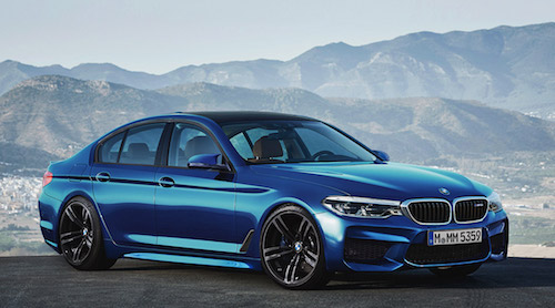 BMW анонсировала три новые модели для России