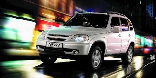 До31августа можно приобрести соскидкой «Chevrolet NIVA»— GM-АВТОВАЗ