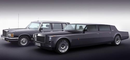 Лимузин проекта «Кортеж» получит мотор на 850 лошадиных сил