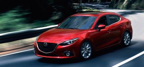Mazda отзывает более 200 тысяч своих машин из-за стояночного тормоза