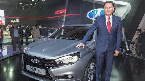 Бывший руководитель «АвтоВАЗа» нашел работу в автомобильном бизнесе
