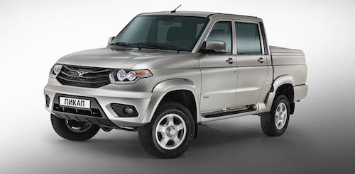 «УАЗ» отзывает в РФ более 70 тысяч машин «Патриот», «Пикап» и «Карго»