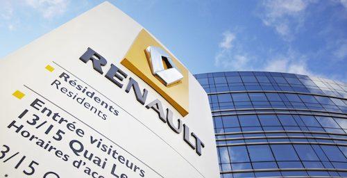 Чистая прибыль Группы Renault (без «АвтоВАЗа») выросла на 54,2%