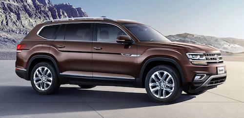 Продажи нового Volkswagen Teramont демонстрируют рост