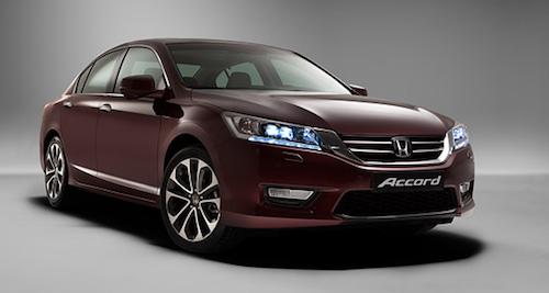 Хонда Accord и Хонда Civic возвращаются на русский рынок